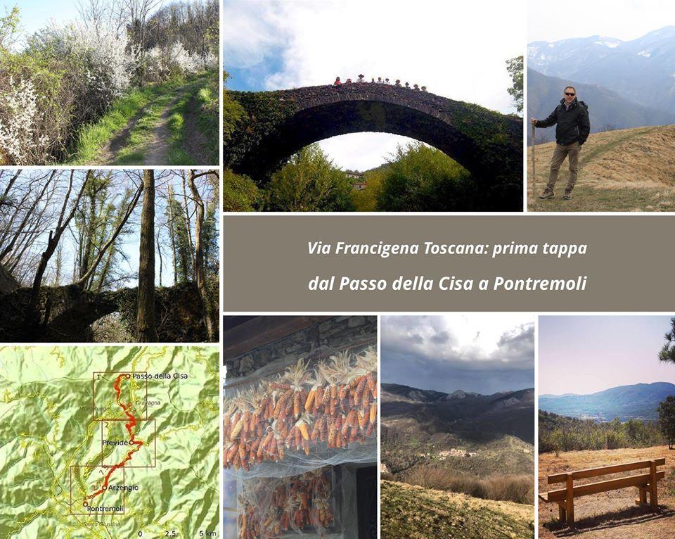 Via Francigena toscana: un cammino storico, immerso nella natura