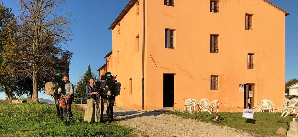 Via Francigena Toscana Hostal Badia a Pozzeveri
