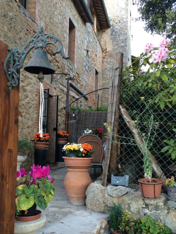 B&B Il Giardino di Monteriggioni