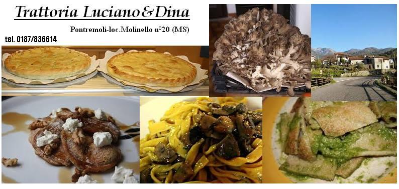Trattoria Luciano & Dina: paradiso dei golosi