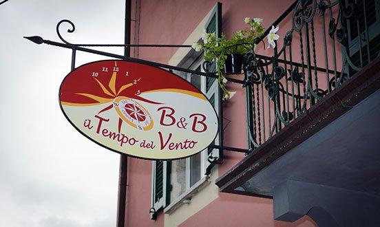 Via Francigena Toscana: B&B Il Tempo del Vento