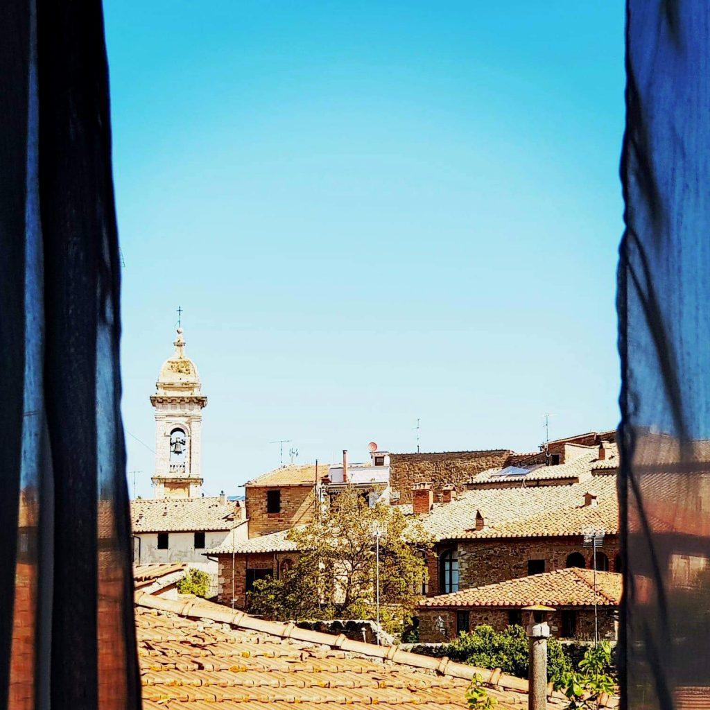B&B Palazzetto del pittore a San Quirico d'Orcia: affacciato sul centro storico