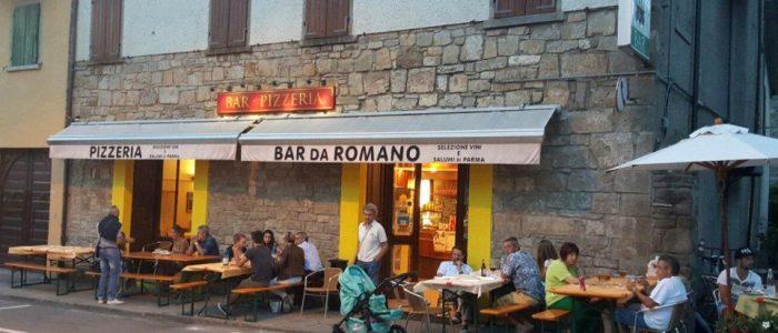 Pizzeria da Romano a Berceto