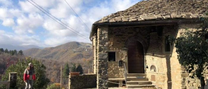 Francigena Toscana: borgo di Casalina