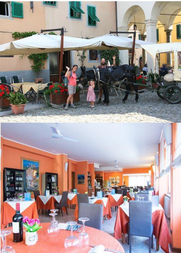 B&B La Loggia e Hotel Cavalieri del Tau ad Altopascio sulla via francigena toscana