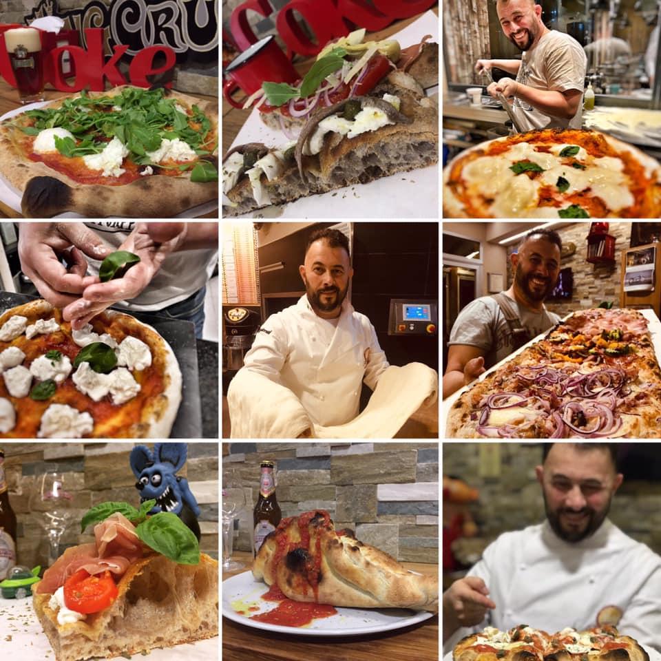 Pizzeria puppo Appera a capannori sulla via francigena toscana
