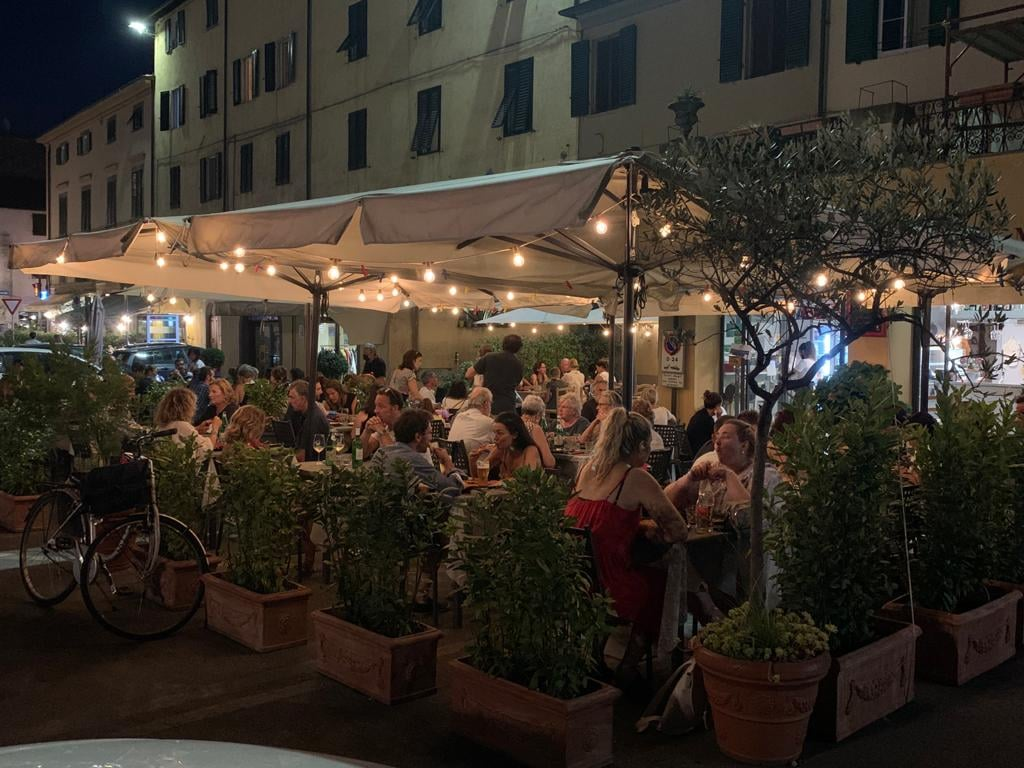 Pizzeria santa Maria a Lucca