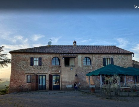 Francigena Toscana Ristorante percenna a Buonconvento